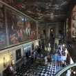 A View of the Chatsworth Painted Hall, England — Stock Photo #13434789