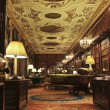 A View of the Chatsworth House Library, England — Stock Photo #13434794