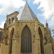 A View of the York Minster Chapter House — Stock Photo