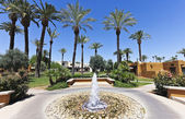 A Fountain at The Wigwam, Litchfield Park, Arizona — Stock Photo