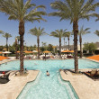 A Pool at The Wigwam, Litchfield Park, Arizona — Stock Photo