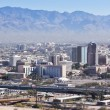 An Aerial Shot of Downtown Tucson, Arizona — Stock Photo