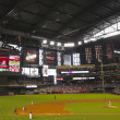 ������, ������: A Diamondbacks Giants Game at Chase Field