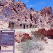 A Cabin at the Valley of Fire State Park — Stock Photo #30223117