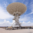 A Very Large Array Scene in New Mexico — Stock Photo #31166713