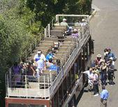 サンディエゴ動物園での忙しい一日 — ストック写真