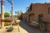 A Cavalliere's Blacksmith Shop Shot, Scottsdale, Arizona — Stock Photo