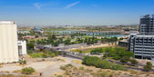 A Mill Avenue and Rio Salado Parkway Shot — Stock Photo