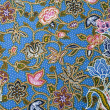 Thai style fabric pattern — Photo