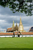 Grand palace in Bangkok — Stock Photo