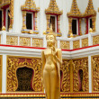 Golden Statue of Buddha — Foto de stock #31733645