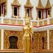Photo: Golden Statue of Buddha