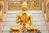 Golden Statue of Buddha — Stock Photo