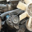 Scrap metal from car engine — Stock Photo #32454629