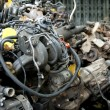 Scrap metal from car engine — Stock Photo #32454639