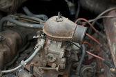 Vieux moteur — Photo
