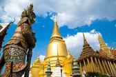Wat pra kaew Grand palace bangkok — Stock Photo