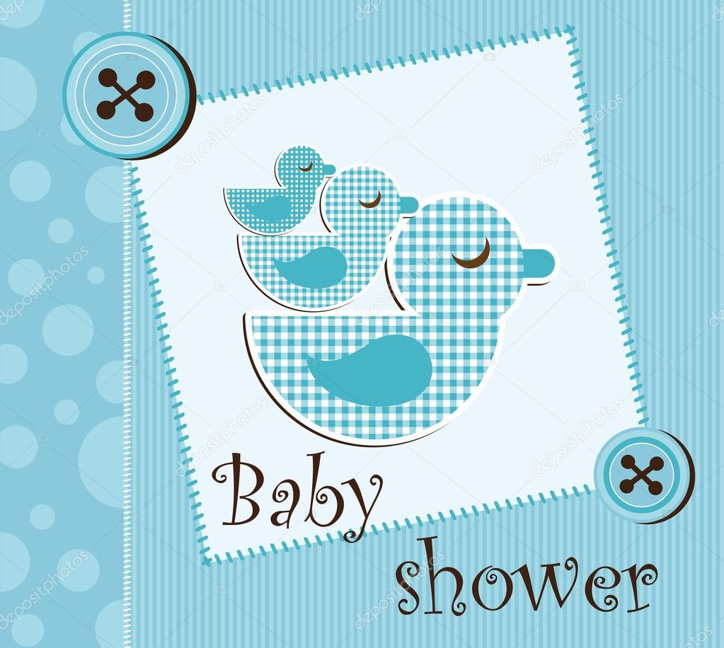 宝宝洗澡-男孩 — 矢量图片作者 blondina103