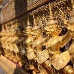 Golden Garuda — Stock Photo