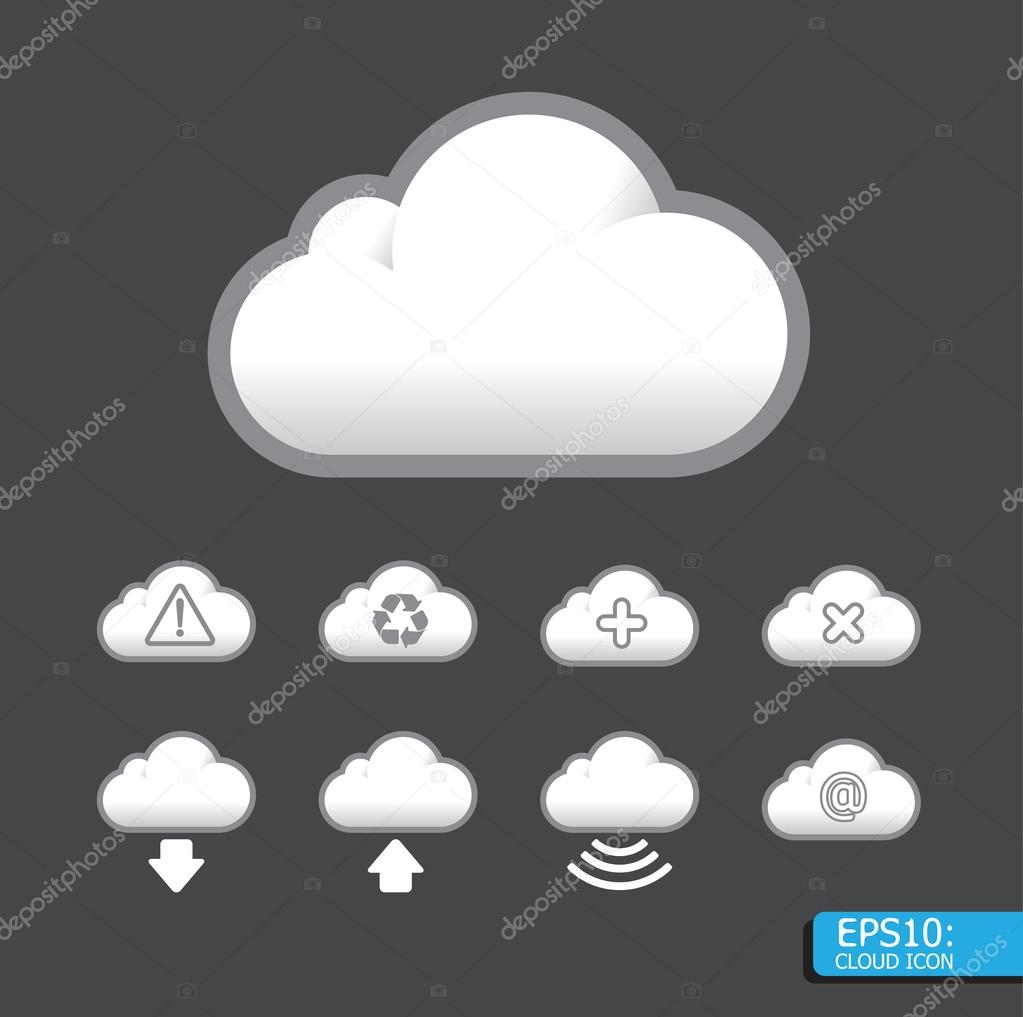 icloud logo vector images amp pictures   becuo