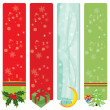 Royalty-Free Stock Vector Image: Cristmas banners for web sites