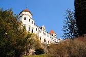Konopiste Castle near Prague — Stock Photo