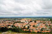 Czech Moravian landscape — Stock Photo