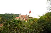 Krivoklat Castle — Stock Photo
