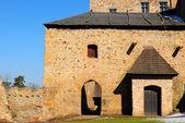 Tocnik castle in Czech Republic — Stock Photo