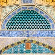 Tiled oriental Jame mosque — Stock Photo #13671242