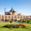 Jame Abbasi mosque on Naqsh-i Jahan Square , Esfahan — Stock Photo