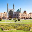 Jame Abbasi mosque on Naqsh-i Jahan Square , Esfahan, Iran — Stock Photo