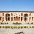 Stock Photo: Magnificent Khan-e Tabatabei historic house, Kashan