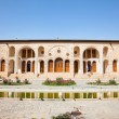 The Magnificent Khan-e Tabatabei historic house, Kashan - Stock Photo