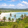 Tanjung Aan beach, Lombok - Stock Photo