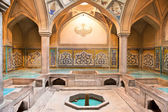 Hammam-e Ali Gholi Agha historic bath, Esfahan, Iran — Stock Photo