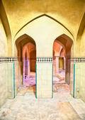 Hammam-e Ali Gholi Agha historic bath, Esfahan, Isfahan — Stock Photo