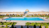 Sheikh Lotfollah mosque on Naqsh-i Jahan Square, Esfahan, Iran — Stock Photo
