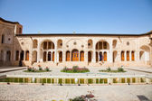 The Magnificent Khan-e Tabatabei historic house, Kashan — Stock Photo