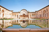 Magnificent Khan-e Tabatabei historic house, Kashan , Iran — Stock Photo
