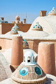 Roof of Hammam , Kashan , Iran — Stock Photo