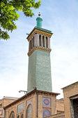 Beautyful tower of Golestan palace, Tehran — Stock Photo