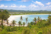 Tanjung Aan beach, Lombok — Stock Photo