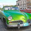 Classic citroen  in Havana.Cuba. — Stock Photo