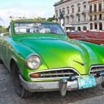 Постер, плакат: Classic citroen in Havana Cuba