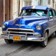 Classic Oldsmobile  in Havana. Cuba, - Stock Photo