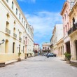 Royalty-Free Stock Photo: Street in old part of Havana. Cuba
