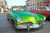 Classic citroen in Havana. — Stock Photo