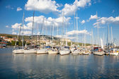 Yacht Club in Balchik , Bulgaria. — Stock Photo