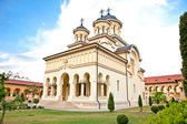 The Coronation Archbishop Cathedral, Alba Iulia, Romania — Stock Photo